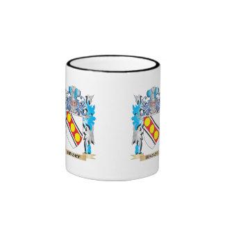 Bischof Wappen Kaffee Haferl