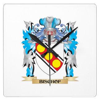 Bischof Wappen Wanduhren