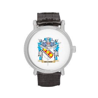 Bischof Wappen Armbanduhr