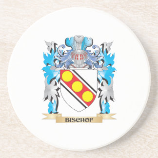 Bischof Wappen Getränkeuntersetzer