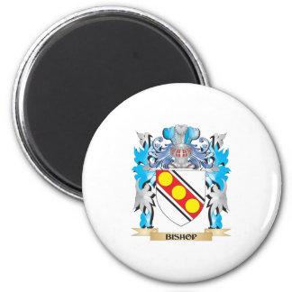 Bischofs-Wappen Kühlschrankmagnet