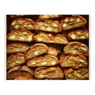Biscotti di Prato Postkarte