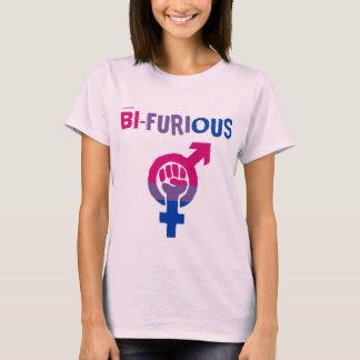 "Bisexual-Power ""Bi-Wütendes"" LGBT T-Shirt"