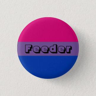 Bisexual-Zufuhr-Button Runder Button 3,2 Cm