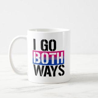 Bisexuality - ich gehe s wechselseitiges - LGBTQ Kaffeetasse