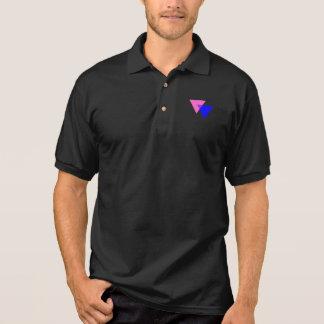 Bisexualitysymbol Polo-Shirt Polo Shirt