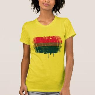 Bisexuelle Stolz-Farben beunruhigt Hemd