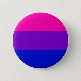 Bisexueller Stolzflaggenknopf Runder Button 5,1 Cm