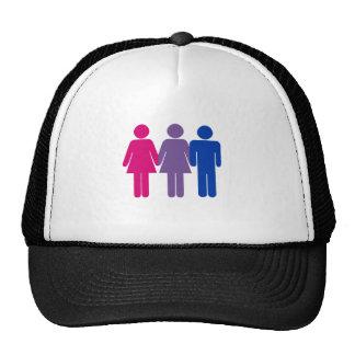 Bisexuelles Mädchen Retrokultcap