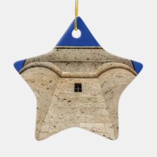Bismarkturm Keramik Ornament