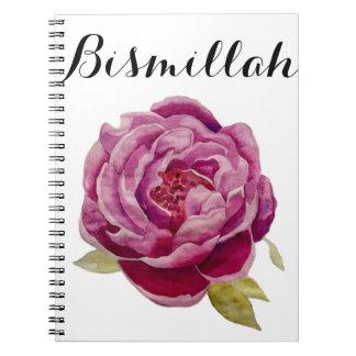 Bismillah Notizbuch