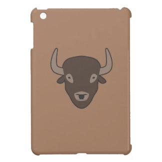 Bison brauner ipad Kasten iPad Mini Cover