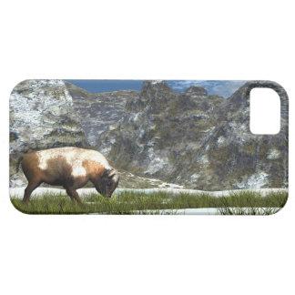 Bison im Berg Schutzhülle Fürs iPhone 5