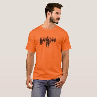 Bison-März T-Shirt