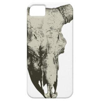 Bison-Schädel iPhone 5 Cover