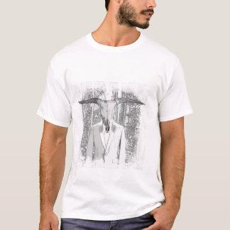 Bison-Schädel T-Shirt