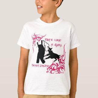 Biss mögen ein Mädchen T-Shirt