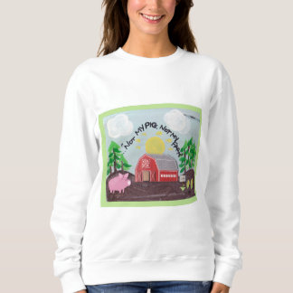 Bissig und wunderlich sweatshirt