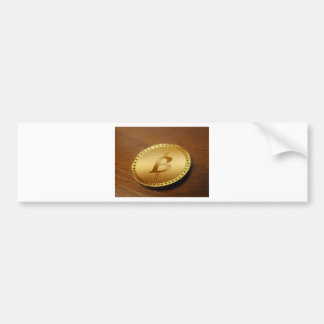 Bitcoin 2 autoaufkleber