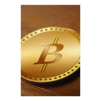 Bitcoin 2 briefpapier