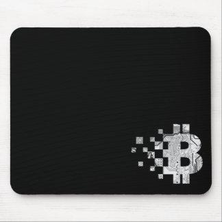 BITCOIN/BLOCKCHAIN STROMKREIS Brett-Mausauflage Mousepad