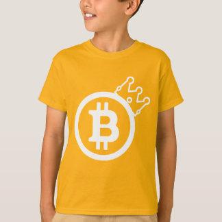 BITCOIN/CROWN-Kids T - Shirt