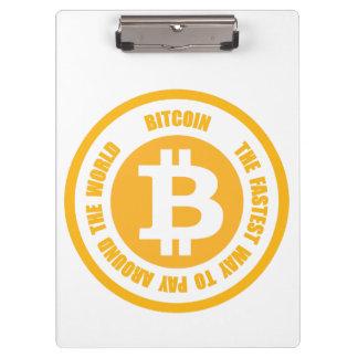 Bitcoin die schnellste Weise, auf der ganzen Welt Klemmbrett