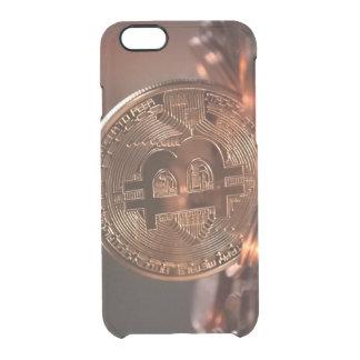 Bitcoin Durchsichtige iPhone 6/6S Hülle