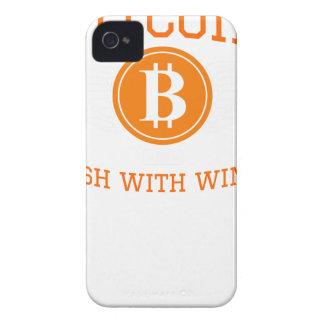 Bitcoin Flügel Case-Mate iPhone 4 Hüllen