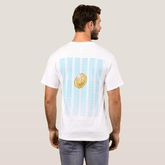 Bitcoin Gedränge T-Shirt