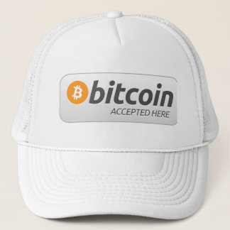 Bitcoin - hier angenommen truckerkappe