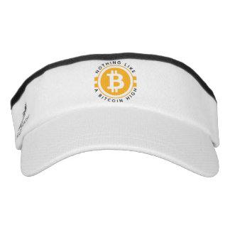 Bitcoin hoch visor