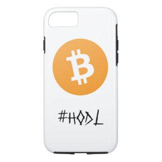 Bitcoin #HODL Telefon-Kasten iPhone 8/7 Hülle