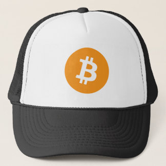 Bitcoin Hut, Schlüsselhut Truckerkappe
