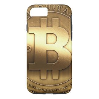 Bitcoin iPhone 5s Fall iPhone 8/7 Hülle
