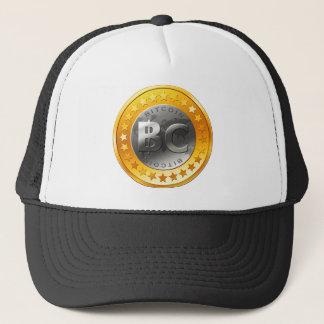 Bitcoin Liebhaber Truckerkappe
