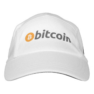 Bitcoin Logo Headsweats Kappe