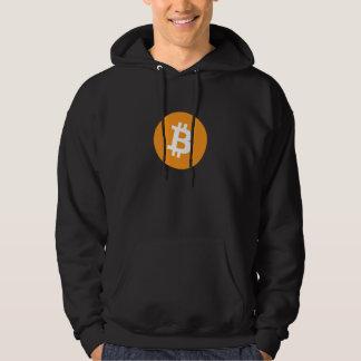 Bitcoin Logo Kapu Hoodie