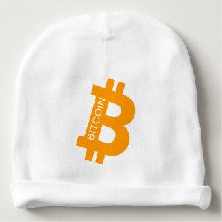 Bitcoin Logo-Symbol Cryptocurrency BabyBeanie Babymütze
