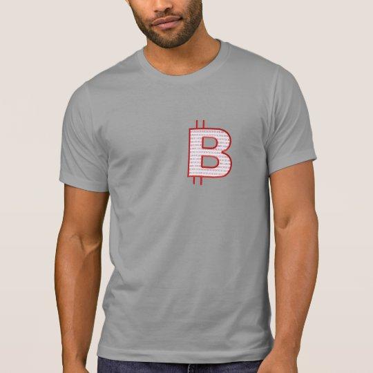 bitcoin rot T-Shirt
