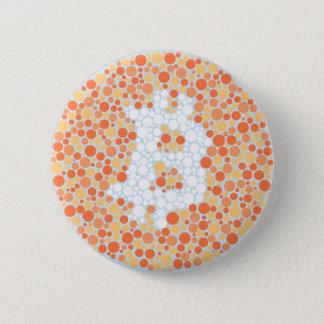 Bitcoin Runder Button 5,7 Cm
