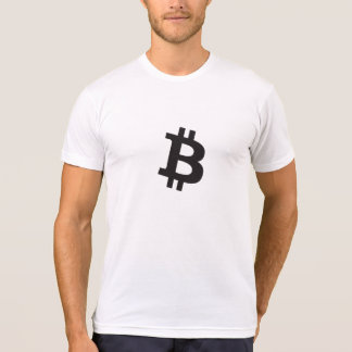 Bitcoin Shirt 50/50