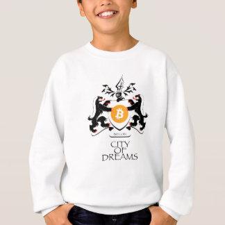 bitcoin Stadt von Träumen Sweatshirt