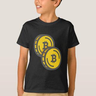 Bitcoin T-Shirt, jedes Millionaireslieblings-Shirt T-Shirt
