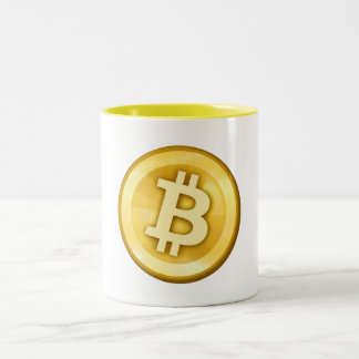 Bitcoin Tasse