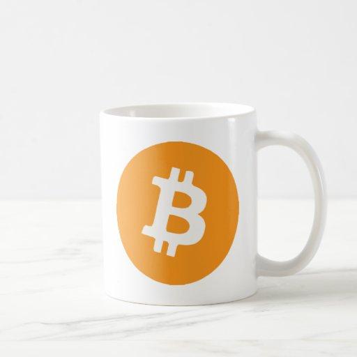 Bitcoin Kaffee Tasse