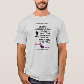 Bitteres Texas von der kleinen Redneck-Stadt T-Shirt