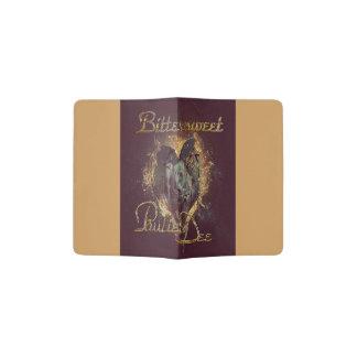 Bittersüßes Pass-Buch Passhülle