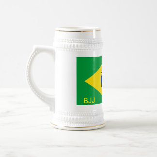 BJJ, BRASILIANISCHES JIU-JITSU BIERGLAS