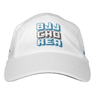 BJJ CHOKER - Brasilianer Jiu-Jitsu schwarzer Headsweats Kappe
